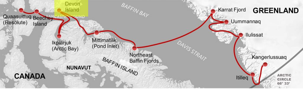 Arctic-Explorer-Route-Map
